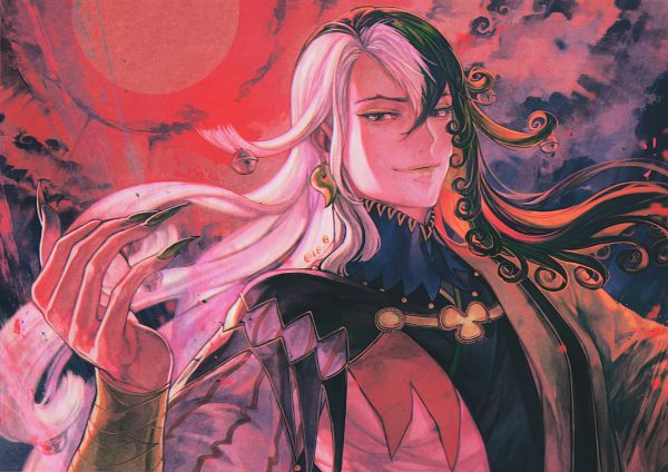 Tags: Anime, Xero (artist), Fate/Grand Order, Alter Ego (Ashiya Douman), Pixiv, Fanart, Fanart From Pixiv