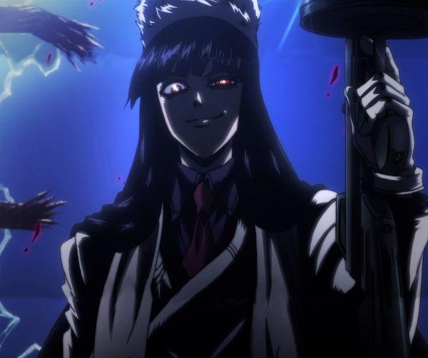 Tags: Anime, HELLSING, Alucard (Hellsing) (Female), Alucard (Hellsing), Liri (Artist), Screenshot