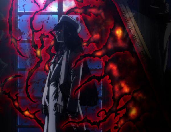 Tags: Anime, HELLSING, Alucard (Hellsing), Liri (Artist), Screenshot