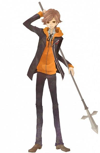 Amada Ken - Shin Megami Tensei: PERSONA 3