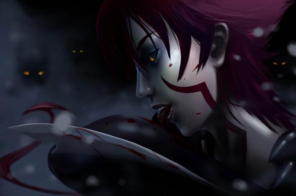 Amaha Masane - Witchblade