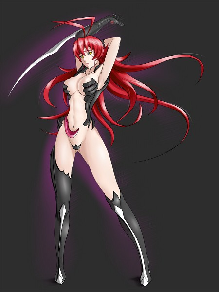 Tags: Anime, Pixiv Id 1701415, Witchblade, Amaha Masane