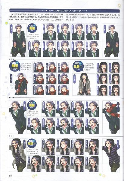 Tags: Anime, Starry☆Sky~, Amaha Tsubasa, Mobile Wallpaper, Starry☆Sky ~in Winter~