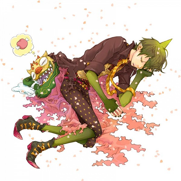 Tags: Anime, 8hachibe, Ao no Exorcist, Amaimon