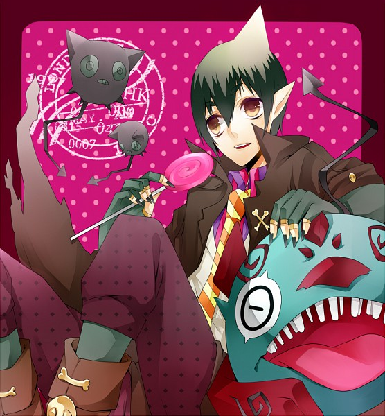 Tags: Anime, Ao no Exorcist, Amaimon