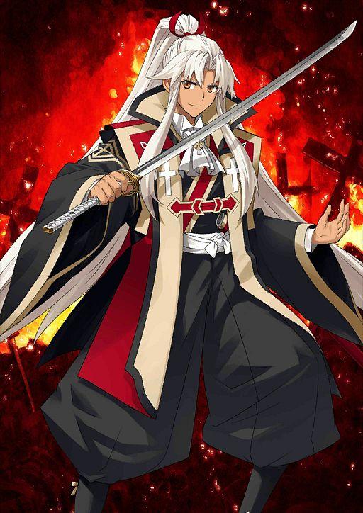 Amakusa Shirou Tokisada - Kotomine Shirou (Fate/Apocrypha)