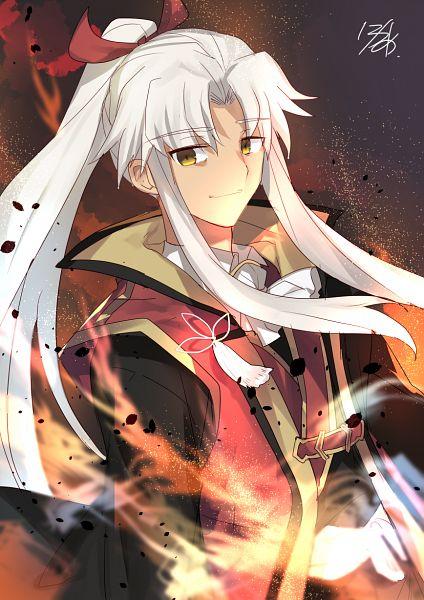 Tags: Anime, Pixiv Id 979850, Fate/Grand Order, Kotomine Shirou (Fate/Apocrypha), Amakusa Shirou Tokisada