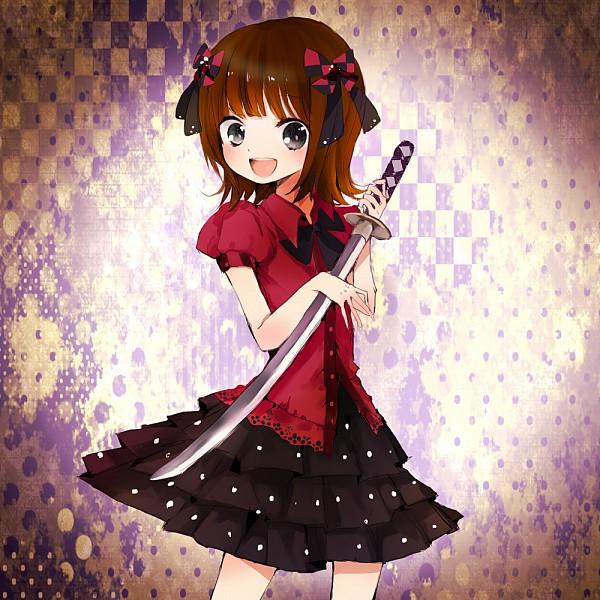 Tags: Anime, Machino (マチノ), THE iDOLM@STER, Amami Haruka, Dark Haruka, Pixiv