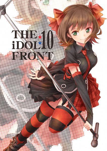 Tags: Anime, Hachi Shoku, Namco, THE iDOLM@STER, Amami Haruka
