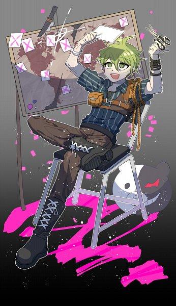 Tags: Anime, New Danganronpa V3, Amami Rantarou, Artist Request