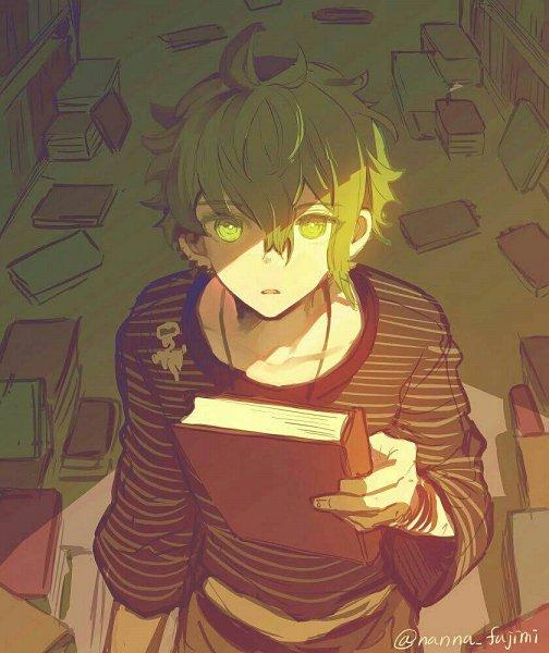 Tags: Anime, New Danganronpa V3, Amami Rantarou