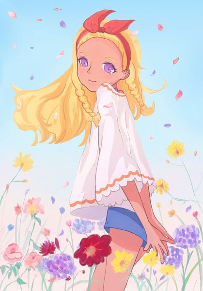 Tags: Anime, Pixiv Id 8552392, Star☆Twinkle Precure, Amamiya Erena, Fanart From Pixiv, Pixiv, Fanart