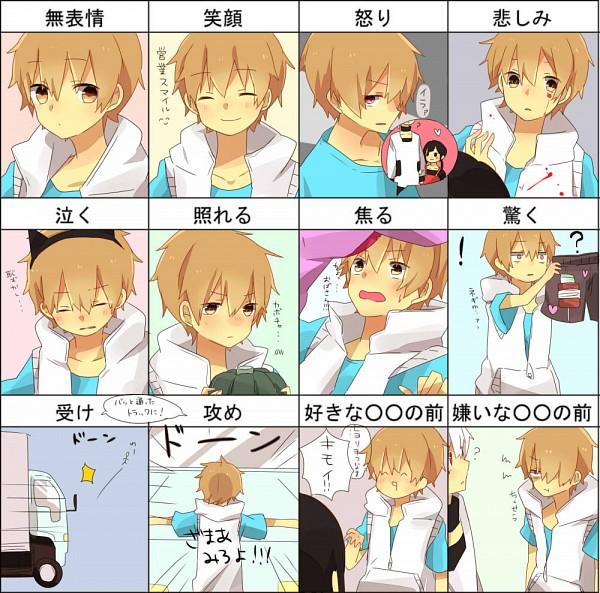 Tags: Anime, Pixiv Id 3363428, Kagerou Project, Kokonose
