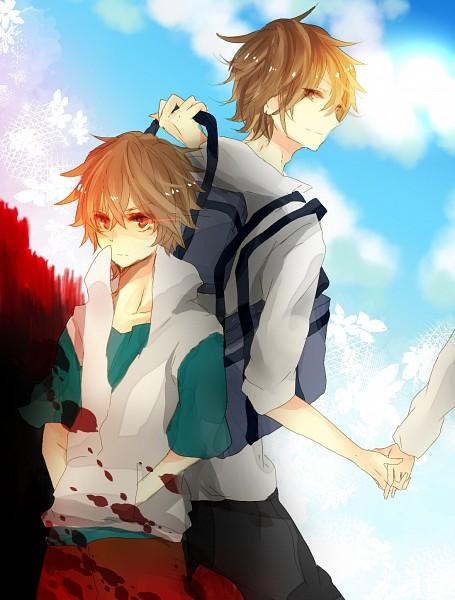Tags: Anime, Pixiv Id 4341524, Kagerou Project, Amamiya Hibiya, Fanart, Fanart From Pixiv, Pixiv