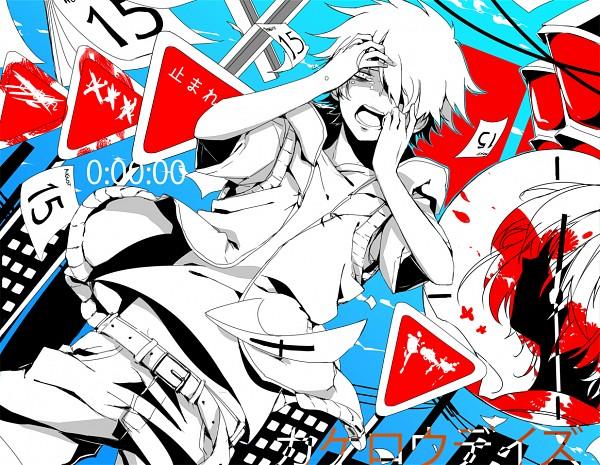 Tags: Anime, Daenarys, Kagerou Project, Amamiya Hibiya, PNG Conversion, deviantART, Pixiv, Fanart