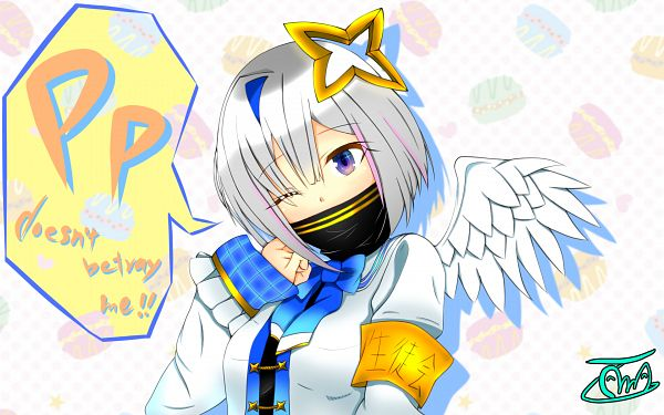 Tags: Anime, Pixiv Id 4509362, Kanata Ch., Hololive, Amane Kanata, Wallpaper
