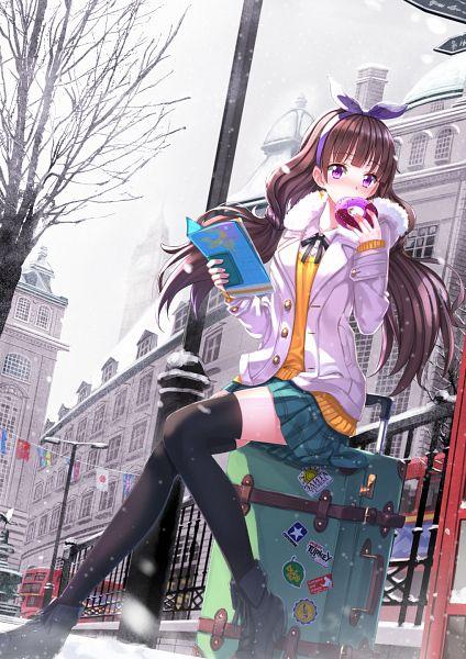 Tags: Anime, Swordsouls, Go! Princess Precure, Amanogawa Kirara, Magazine (Object), Pixiv, Fanart From Pixiv, Fanart, PNG Conversion, Mobile Wallpaper