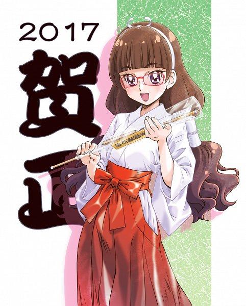 Tags: Anime, Pixiv Id 34965, Go! Princess Precure, Amanogawa Kirara, Fanart From Pixiv, Happy 2017, Pixiv, Fanart