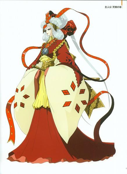 Amaterasu no Mikado - The Five Star Stories