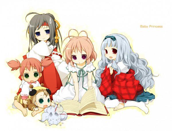 Amatsuka Sora - Baby Princess