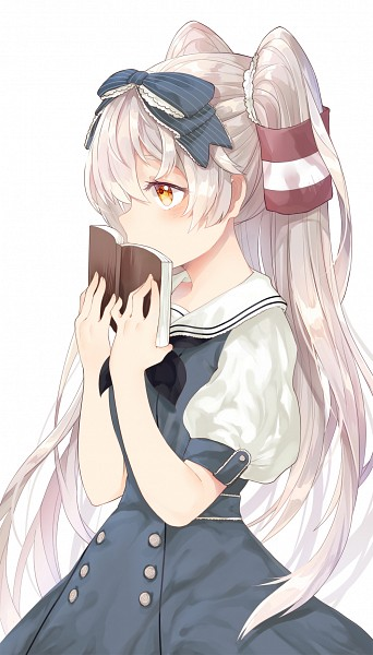 Tags: Anime, Pixiv Id 5619312, Kantai Collection, Amatsukaze (Kantai Collection), Pixiv, Fanart, Fanart From Pixiv, Mobile Wallpaper, PNG Conversion