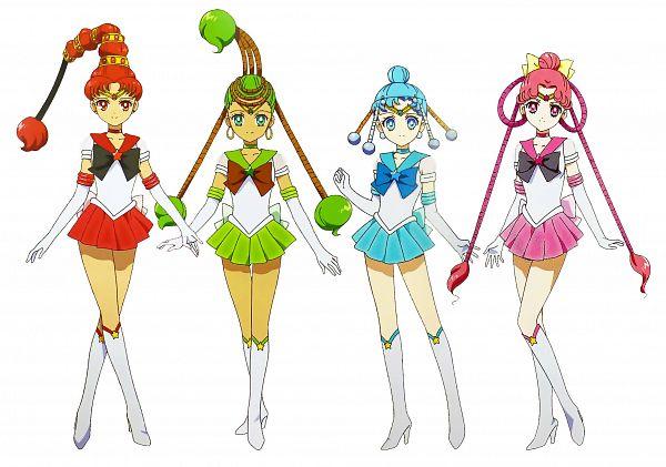 Tags: Anime, Bishoujo Senshi Sailor Moon, Bishoujo Senshi Sailor Moon Eternal, Sailor Vesta, Palla Palla, Ves Ves, Sailor Juno, Jun Jun, Sailor Pallas, Sailor Ceres, Cere Cere, Amazoness Quartet