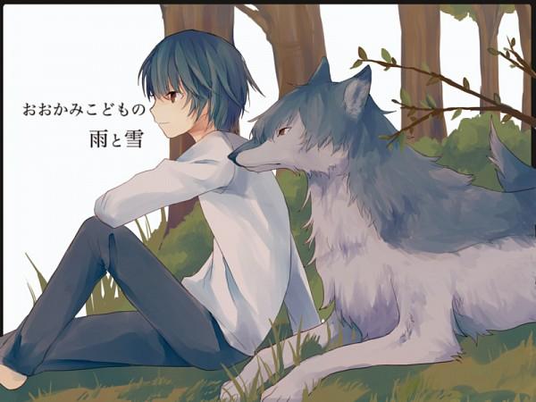 Tags: Anime, Pixiv Id 893112, Ookami Kodomo no Ame to Yuki, Ame (Ookami Kodomo)