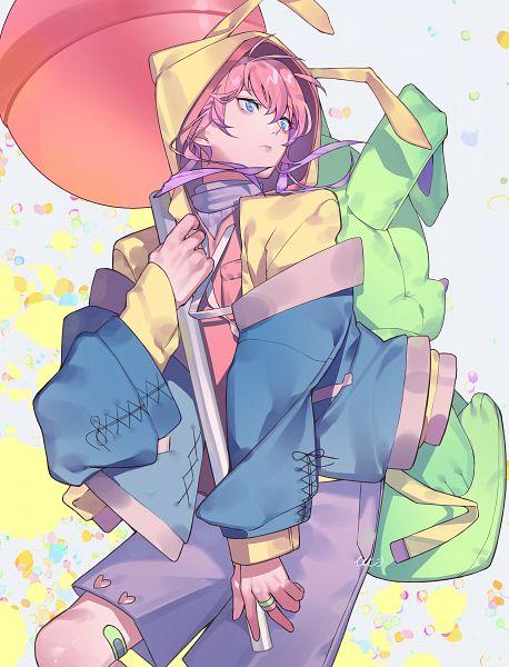 Tags: Anime, Pixiv Id 15328409, Hypnosis Mic -Division Rap Battle-, Amemura Ramuda, Fanart From Pixiv, Pixiv, Fanart