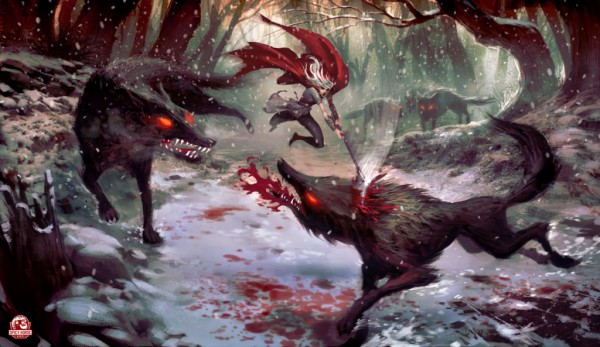 American McGee's Red Riding Hood - Red Riding Hood