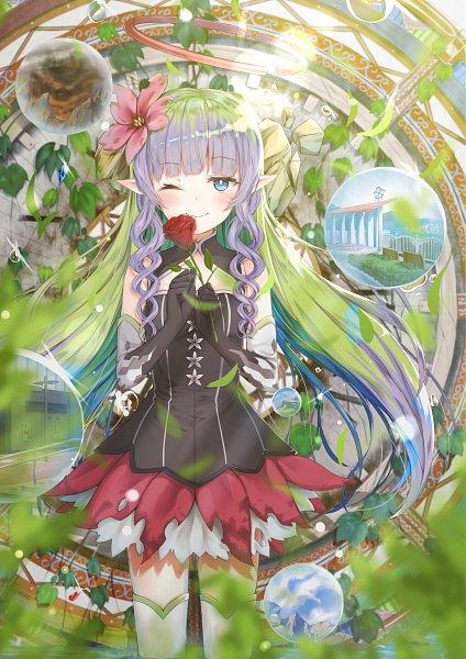 Tags: Anime, Pixiv Id 15588539, Princess Connect! Re:Dive, Ames (Princess Connect), Fanart, Fanart From Pixiv, Pixiv