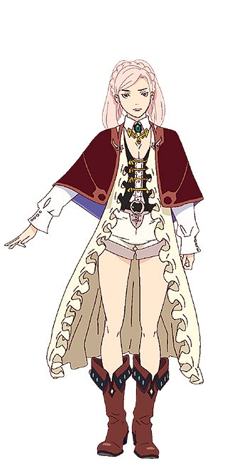 Amira (Shingeki no Bahamut) - Shingeki no Bahamut: GENESIS