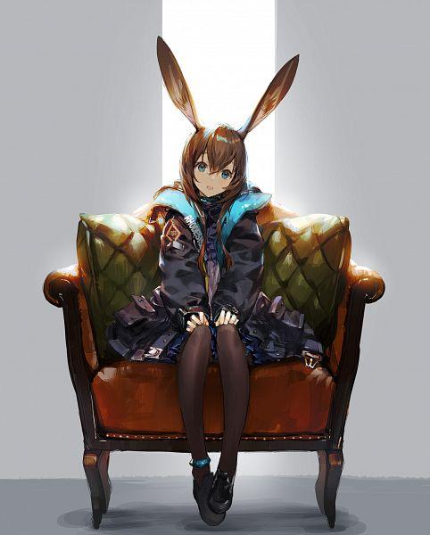 Tags: Anime, Kawaguchi (Pixiv 4340895), Arknights, Amiya