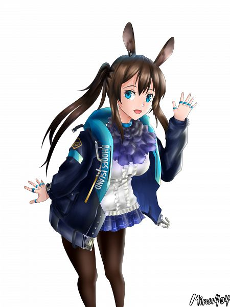 Tags: Anime, Pixiv Id 44670121, Arknights, Amiya