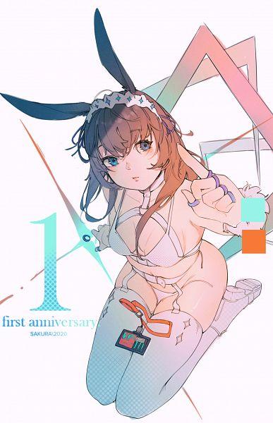 Tags: Anime, Pixiv Id 53479621, Arknights, Amiya