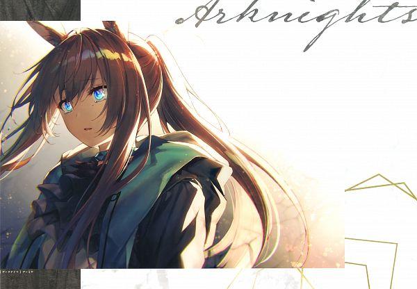 Tags: Anime, Toosaka Asagi, Various Notes 02, Arknights, Amiya, Comic Market, Comic Market 98, Scan