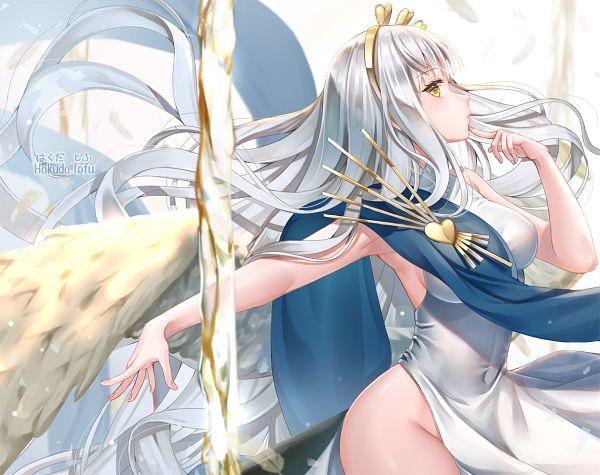 Tags: Anime, Hakuda Tofu, Fate/Grand Order, Caren Hortensia, Amor (Caren), Fanart From Pixiv, Pixiv, Fanart