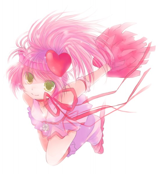 Tags: Anime, Shugo Chara!, Amulet Heart, Hinamori Amu, Fanart
