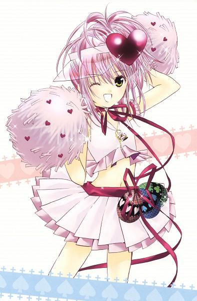 Amulet Heart - Hinamori Amu