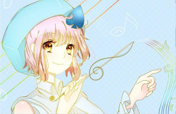 Tags: Anime, Pixiv Id 9573091, Shugo Chara!, Hinamori Amu, Amulet Spade, Miki (Shugo Chara!) (Cosplay), Fanart From Pixiv, Fanart, Pixiv