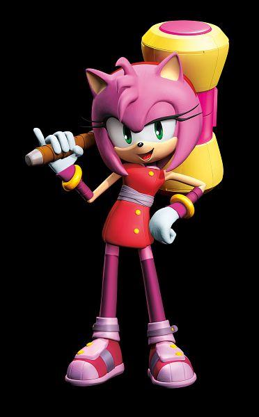 Amy Rose Sonic The Hedgehog Image 2162039 Zerochan Anime Image Board