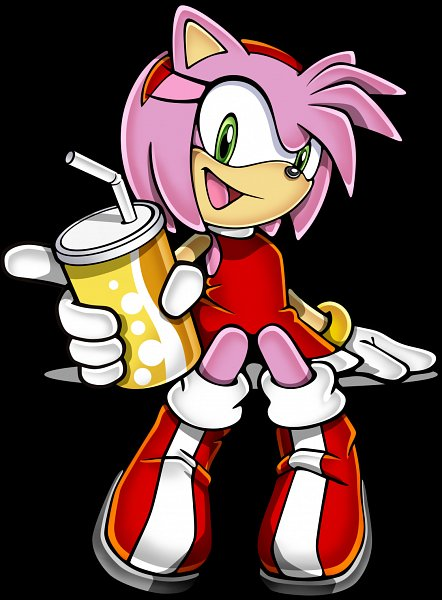 Amy Rose - Sonic the Hedgehog