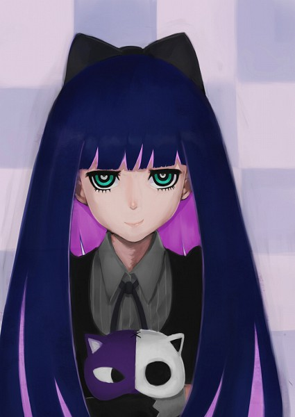 Tags: Anime, Panty and Stocking With Garterbelt, Anarchy Stocking, Honekoneko, Artist Request