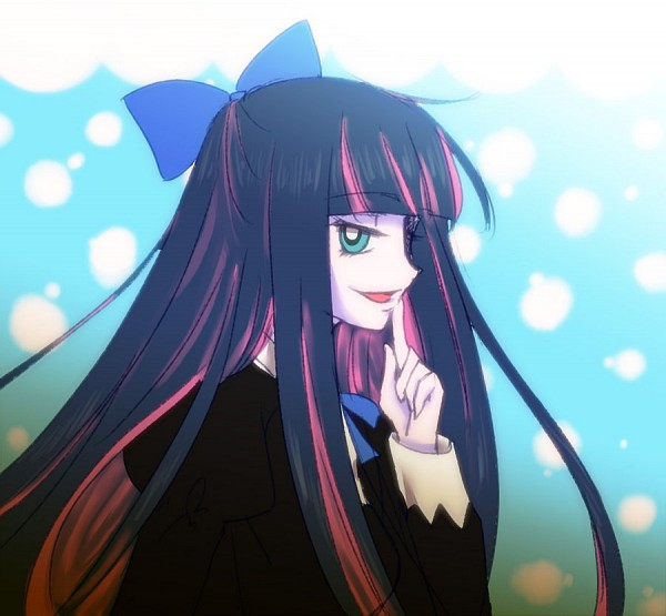 Tags: Anime, Panty and Stocking With Garterbelt, Anarchy Stocking