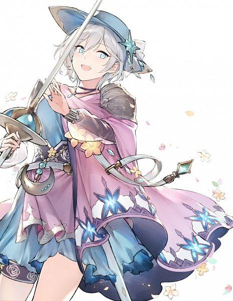 Tags: Anime, Pixiv Id 622990, THE iDOLM@STER: Cinderella Girls, Granblue Fantasy, Anastasia (Idolmaster)