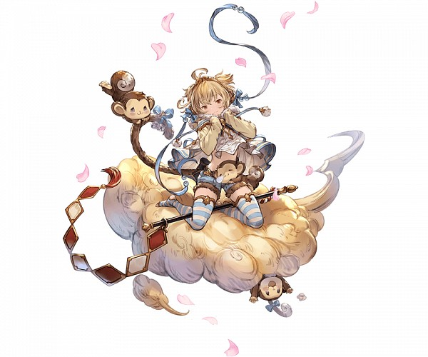 Tags: Anime, Minaba Hideo, Cygames, Granblue Fantasy, Anchira (Granblue Fantasy), PNG Conversion, Official Art, Cover Image