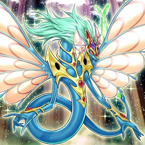 Ancient Fairy Dragon - Yu-Gi-Oh! 5D's