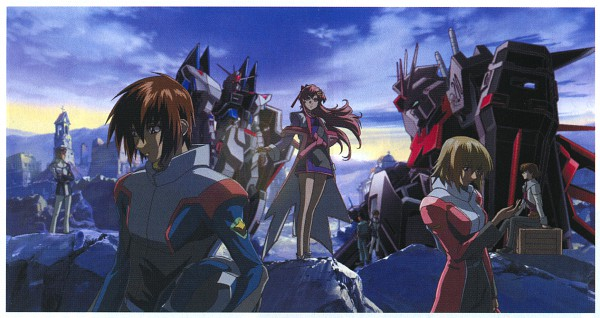 Andrew Waldfeld - Mobile Suit Gundam SEED