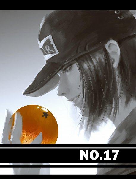 Tags: Anime, Pixiv Id 6269332, DRAGON BALL, DRAGON BALL Z, Android 17, Dragonball (Object), Fanart, Fanart From Pixiv, Pixiv