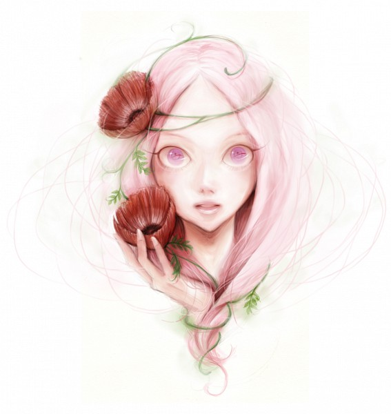Tags: Anime, Yamori, Eureka Seven, Anemone (Eureka Seven), Anemone (Flower), Fanart