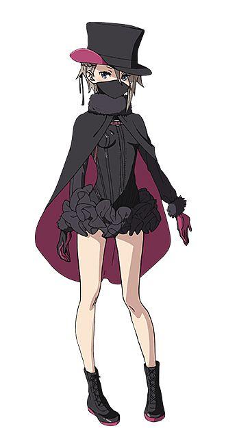 Ange (Princess Principal) - Princess Principal